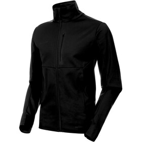 Mammut Ultimate V SO Jacket Herren black-black